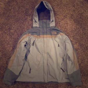 Women's North Face ski jacket - shell